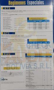 impuestos mas frecuentes de Bolivia